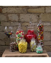 Candy bar – La Belle et le Barbu