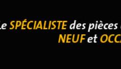 Autochoc.fr commercialise des pièces détachées auto de toute marque